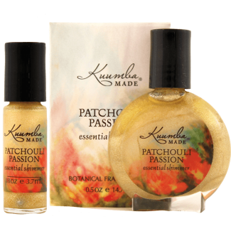 PATCHOULI PASSION ESSENTIAL SHIMMER